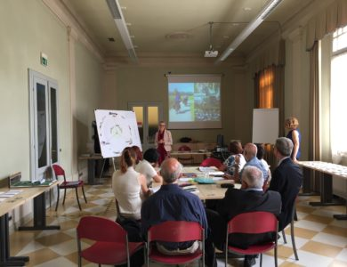 Co-design with local stakeholders