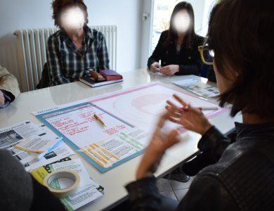 4. Co-design workshop: designing the local co-lab;
