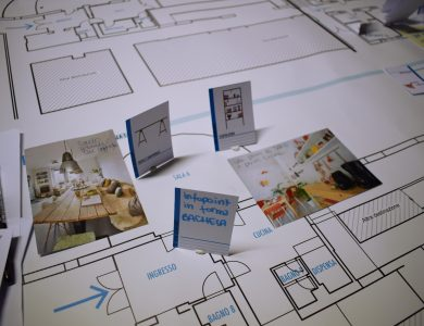 5. Co-design workshop: reflecting on co-lab spaces and furniture;